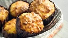 Parsnip & Parmesan Muffins