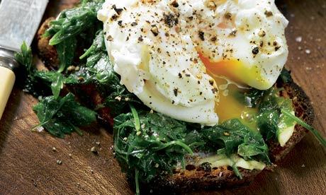 parsley-toast-egg