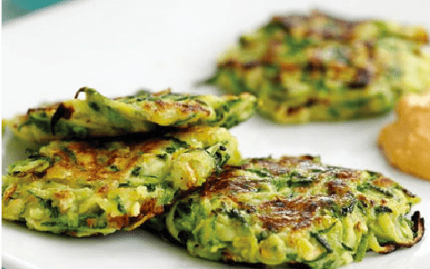 home recipes courgette fritters courgette fritters