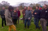Meeting the Land Workers Alliance and the fight against EU Seed law