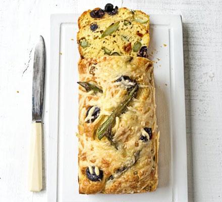 asparagus-loaf