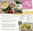 Cauliflower Dahl Recipe