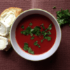 Beetroot, Carrot & Celeriac Winter Soup