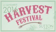 Harvest Festival 2016!